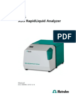 1289940 89218005EN Manual XDS RapidLiquid Analyzer