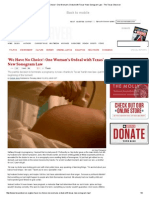 we have no choice  one womans ordeal with texas new sonogram law - the texas observer