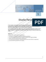 Diseño parametrico 2D