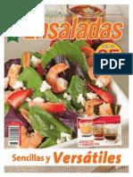 Comida Vegetariana Esp. Ensaladas No 32
