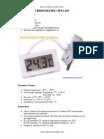 termometro tpm-10f