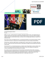 Google Escapa Del IFAI 2015 México