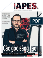 Shapes Magazine 2014 #2 - Vietnamese
