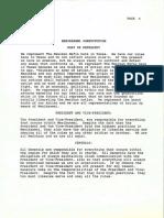 Texas Mexican Mafia Constitution