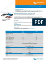 Datasheet Blue Power Battery Charger IP20