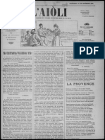 L'Aiòli. - Annado 07, n°242 (Setèmbre 1897)