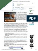 Instalar y Configurar Los Servicios SMTP y POP3 de Windows Server 2003 e IIS6 y El Relay SMTP