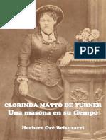 Clorinda Matto de Turner, Una masona en su tiempo