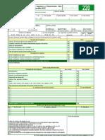 CertificadoIngresos2013 Laboral MABECO S.a.S