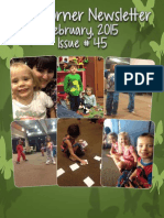 February Kid's Korner Newsletter