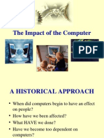 Impact of Computer