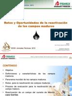 Campos Maduros Pemex