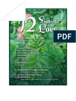 12 Signs of Lovedg