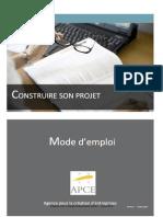Construire Son Projet - Mode d'Emploi 2014.67672