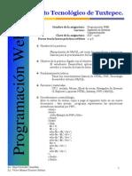 Manual Prácticas Prog Web II