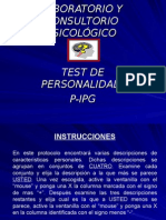 30. Test P-ipg (Gordon)