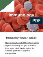 Immunology Lesson 1