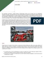Cuatro Contaminantes Letales Para El Motor Diesel