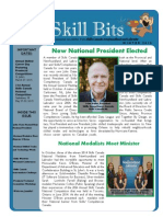 Skills Canada NL Winter Newsletter 2015