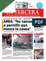 Diario La Tercera 30.01.2015