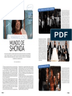 El Maravilloso Mundo de Shonda