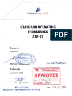 ATR72 - STANDARD OPERATING PROCEDURES