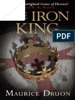 The Iron King by Maurice Druon- Excerpt