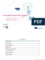 The Non-Formal Educational Booklet