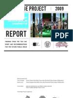 The Bridge Project 2009 - Charrette Report