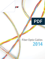 Fiber Optic Cables Catalogue