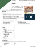 Structure of Guru Granth Sahib - SikhiWiki, Free Sikh Encyclopedia