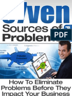 18080351 the s7ven Sources of Problems