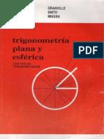 Trigonometría Plana y Esférica – William Granville, James Mikesh, Percey Smith