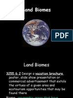 Land Biomes PPT