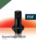 SoundForge10 Manual