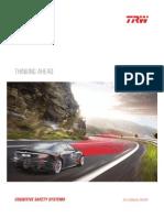 2012 Annual Report TRW