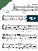 G. Scelsi - Hispania Tryptique - Score