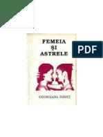 Georgiana Danet - Femeia Si Astrele