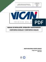 Manual de Compuertas Murales y Compuertas Canales