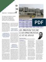 Costes Del Cancer Hospital Catalan España