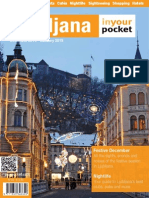 Ljubljana Pocket Guide 2015
