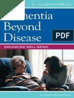 Dementia Beyond Disease (Excerpt)