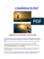 Origens Xamânicas Do Surf