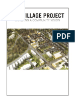 Village Final Project 2013 - Charrette Report
