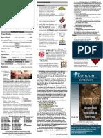 bulletin jan 31-2015