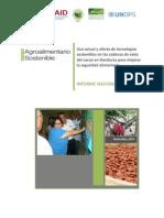 Cacao Cadena de Valor - Honduras