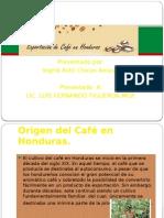 Cafe - Honduras Cifras 2014