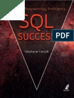 SQL Success_ Database Programmi - Stephane Faroult