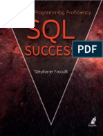 SQL Success_ Database Programmi - Stephane Faroult