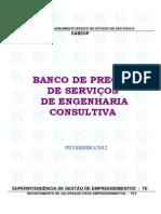 Relatório Técnico - Sabesp Tietê 06_nov_2011